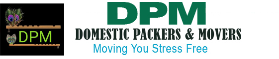 Domestic Packers and Movers logo